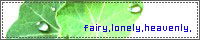 fairy,lonely,heavenly,さん